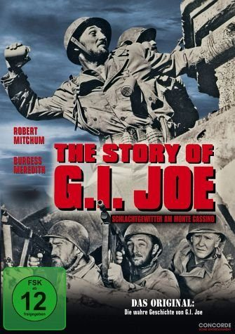 DVD »The Story of G.I. Joe - Schlachtgewitter am...«