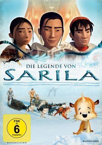 DVD »Die Legende von Sarila«