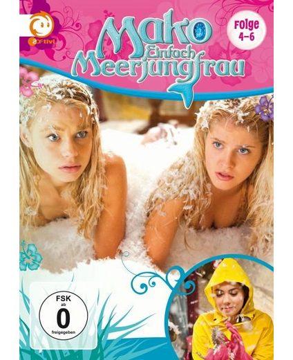 DVD »Mako - Einfach Meerjungfrau (Folgen 4-6)«