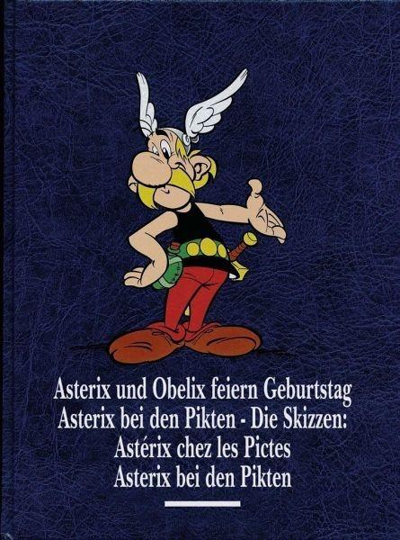 Gebundenes Buch »Asterix und Obelix feiern Geburtstag. Astérix...«