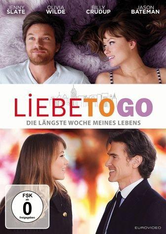 DVD »Liebe to Go - Die längste Woche meines Lebens«