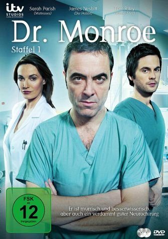 DVD »Dr. Monroe - Staffel 1 (2 Discs)«