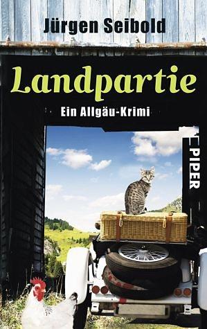 Broschiertes Buch »Landpartie / Hauptkommissar Eike Hansen Bd.3«