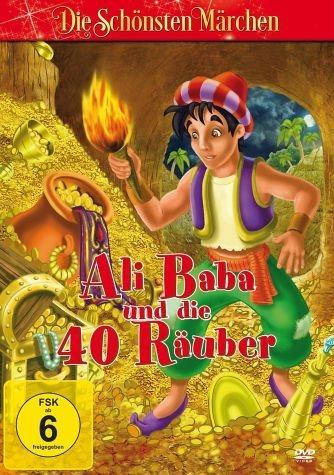 DVD »Ali Baba und die 40 Räuber«
