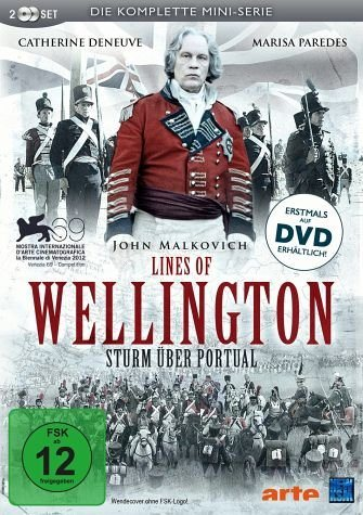 DVD »Lines of Wellington - Sturm über Portugal (Die...«
