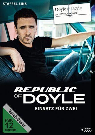 DVD »Republic of Doyle - Einsatz für zwei, Staffel...«