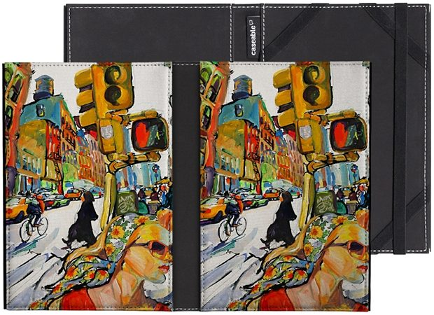 caseable Tablet Hülle / Case / Cover für Kindle Fire HD 7