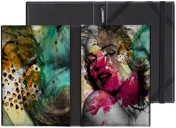 caseable Tablet Hülle / Case / Cover für Kindle Fire HD 7