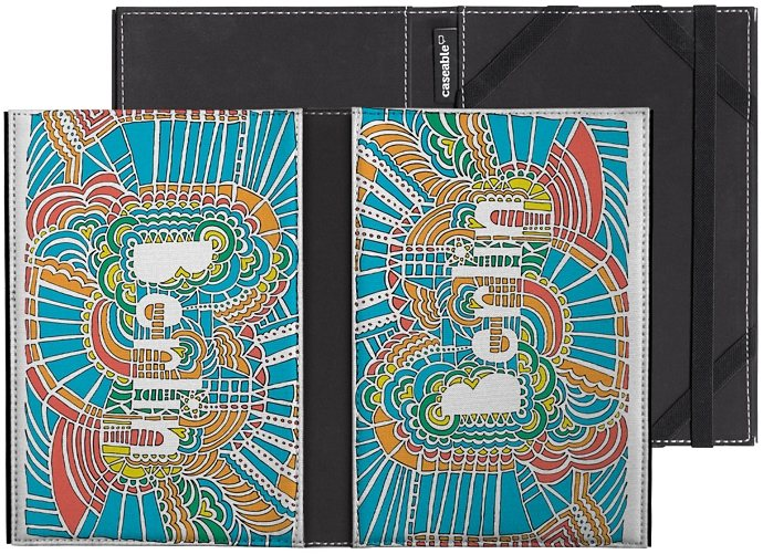 caseable Tablet Hülle / Case / Cover für Kindle Fire