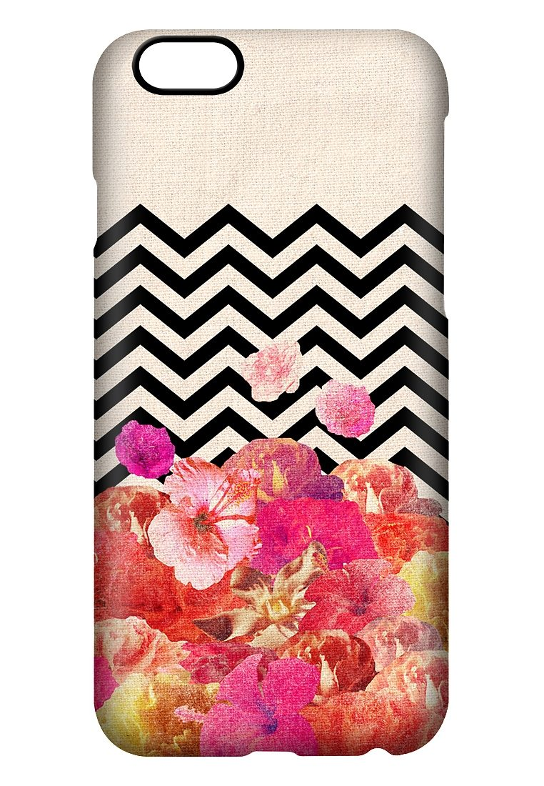 """caseable Premium Hülle für das iPhone 6 »- """"Chevron Flora II"""" von Bianca Green«"""