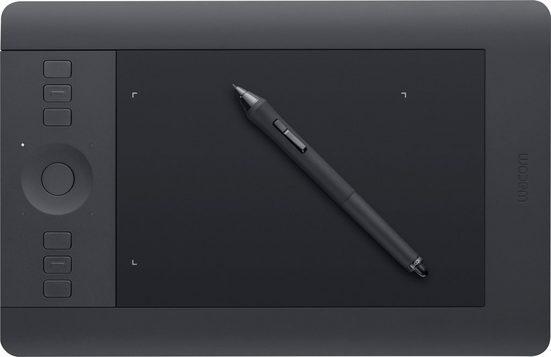 """Wacom Intuos Pro M (PTH-660) + Soft Case Grafiktablett (13"""", 0 GB)"""