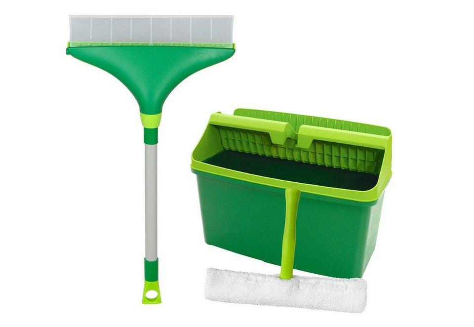 Fensterwischer, »Mr. Ti« in grün
