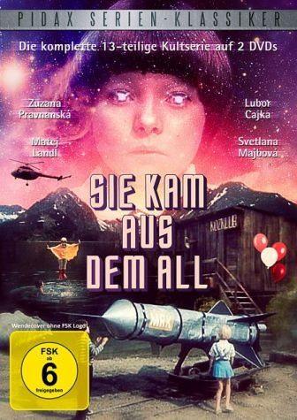 DVD »Sie kam aus dem All (2 Discs)«