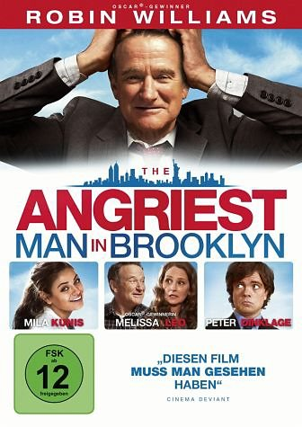 DVD »The Angriest Man in Brooklyn«