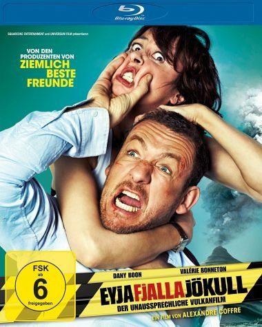 Blu-ray »Eyjafjallajökull - Der unaussprechliche...«