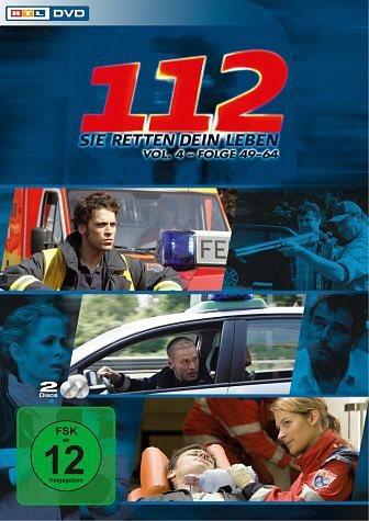 DVD »112 - Sie retten dein Leben, Vol. 4, Folge...«