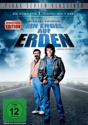 DVD »Ein Engel auf Erden - Die komplette 1. Staffel...«