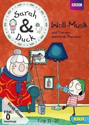 DVD »Sarah & Duck - Folge 11-20«