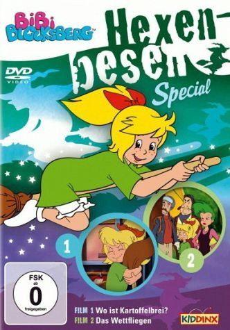 DVD »Bibi Blocksberg - Hexenbesen Special«
