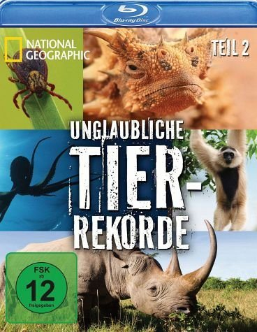 Blu-ray »National Geographic - Unglaubliche...«