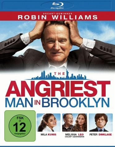Blu-ray »The Angriest Man in Brooklyn«