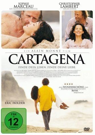 DVD »Cartagena - Finde dein Leben. Finde die Liebe.«