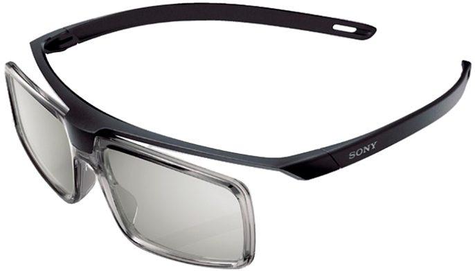 Sony TDG-500P 3D Brille Passive Polarisationsbrille