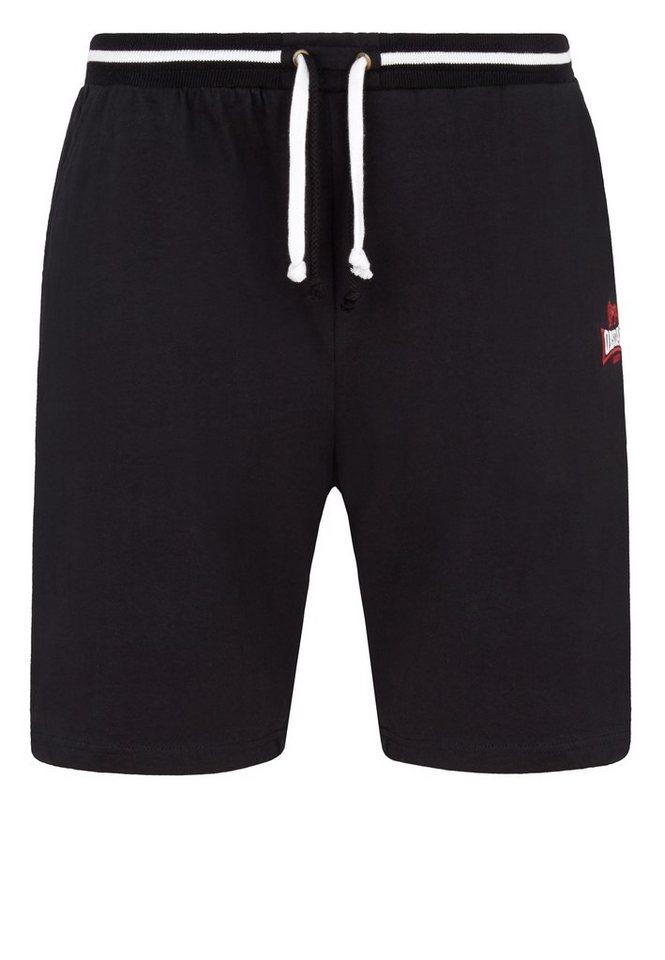 Lonsdale Short »BRIXHAM« in Black