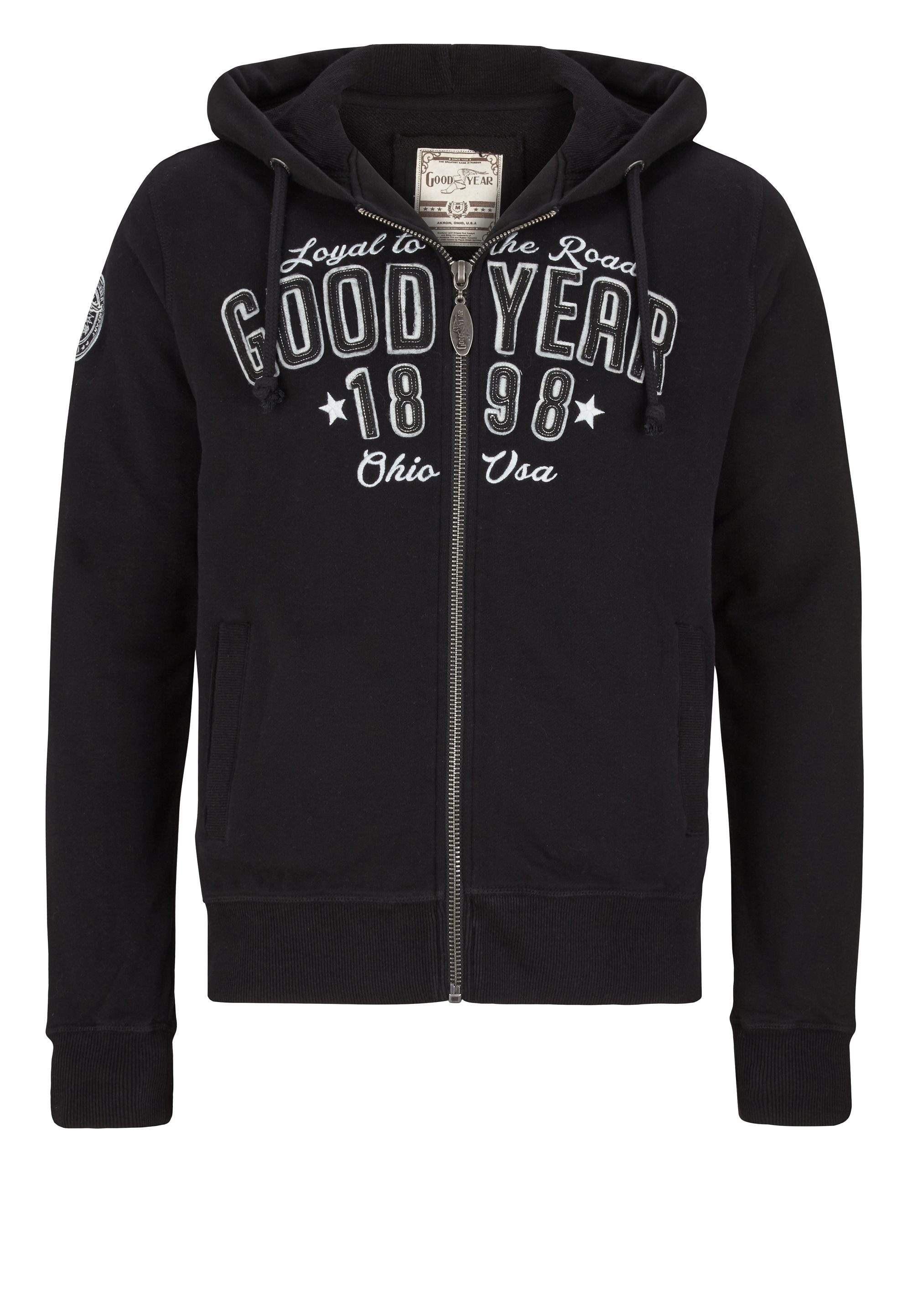 Goodyear Sweatjacke »PICKERINGTON«