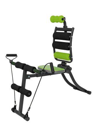 VITALMAXX Elektrinis raumenų treniruoklis »SWING...