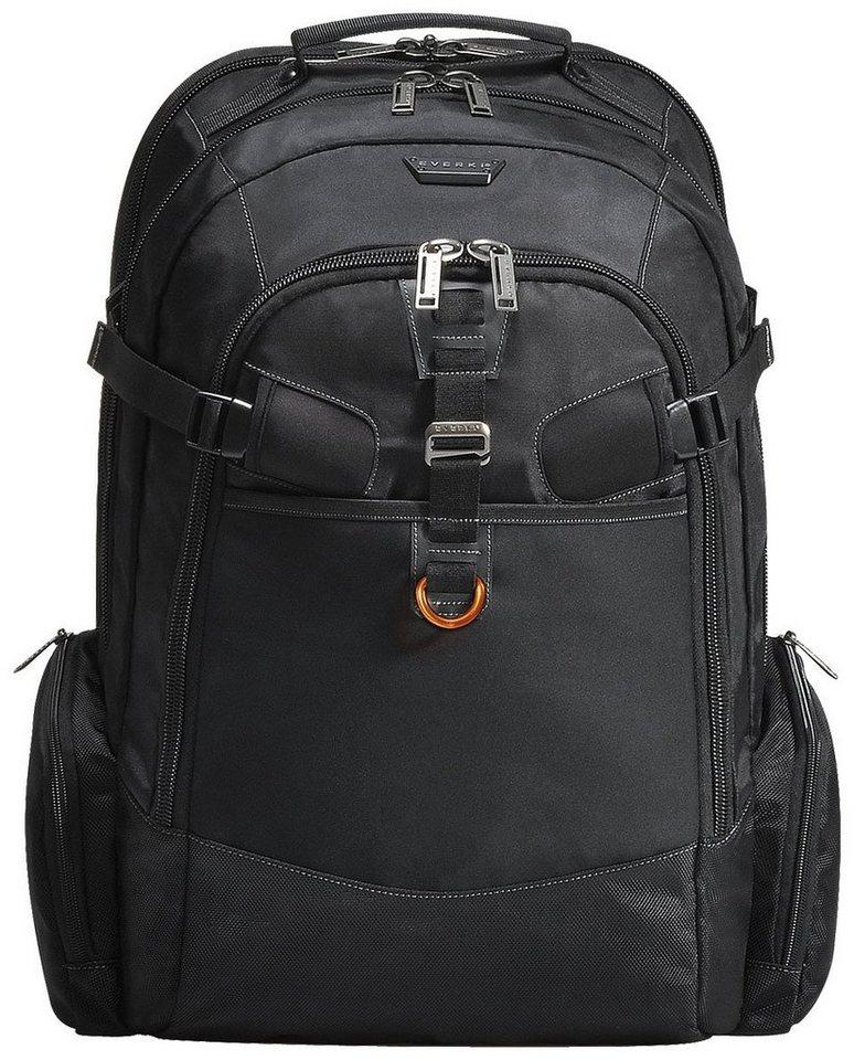 """Everki Laptop-Rucksack »Titan 18,4""""« in schwarz"""