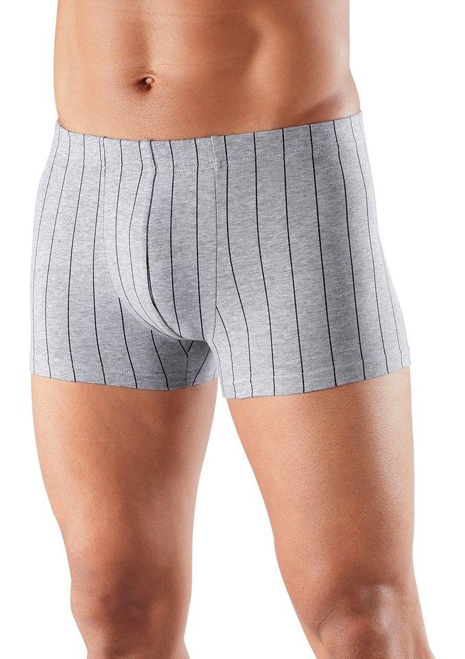 Pants, Kings Club (4 Stck.) in schwarz+grau