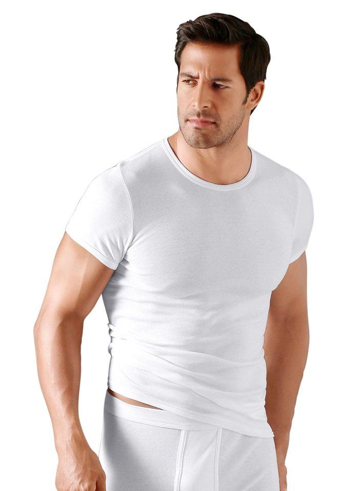 Unterhemd, Kings Club in weiß