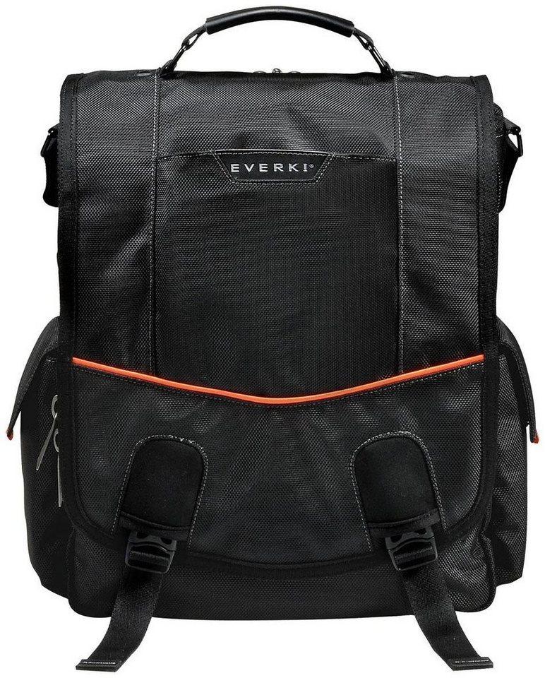 """Everki Laptop Messenger-Tasche »Urbanite 14,1""""« in schwarz"""