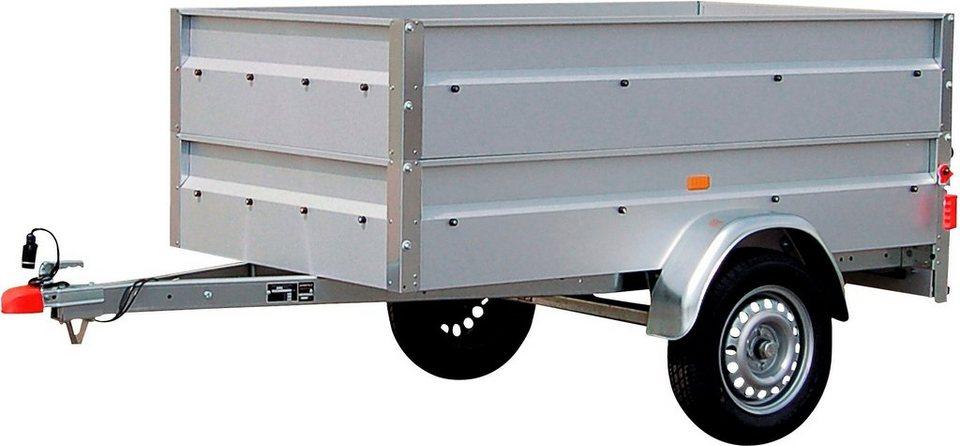 Anhängerzubehör »Bordwandaufsatz für BASIC ST 1000/1500-25-13«