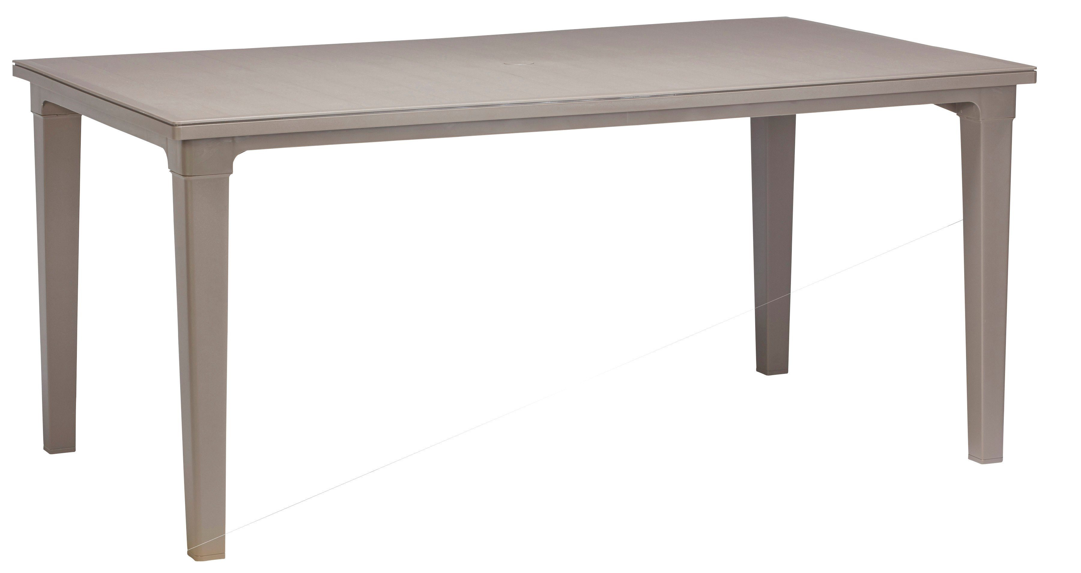 BEST Gartentisch »Futura«, Kunststoff, 165x94 cm