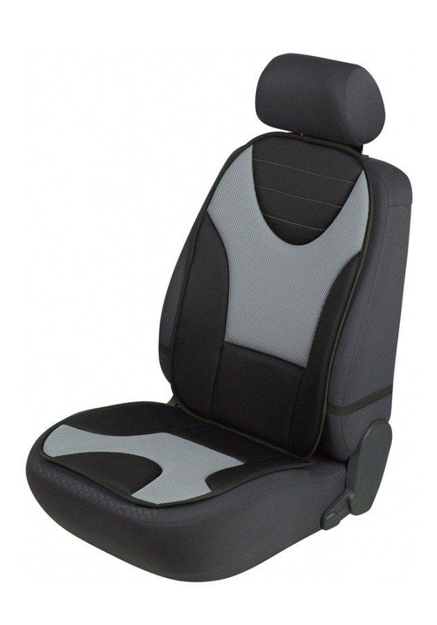 Autositzauflage »Grafis« in schwarz