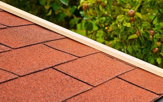 Kiehn-Holz Rechteck-Dachschindeln