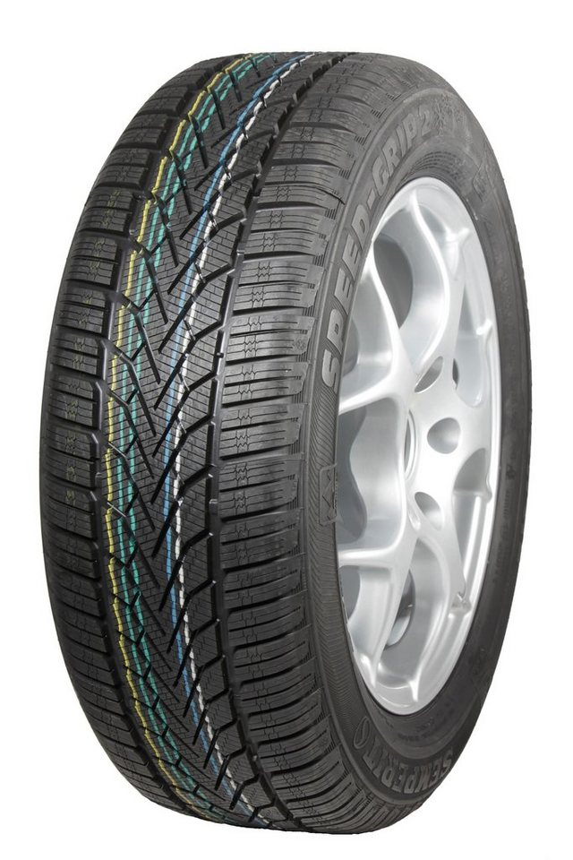 Winterreifen »Semperit Speed Grip 2, 195mm« in schwarz