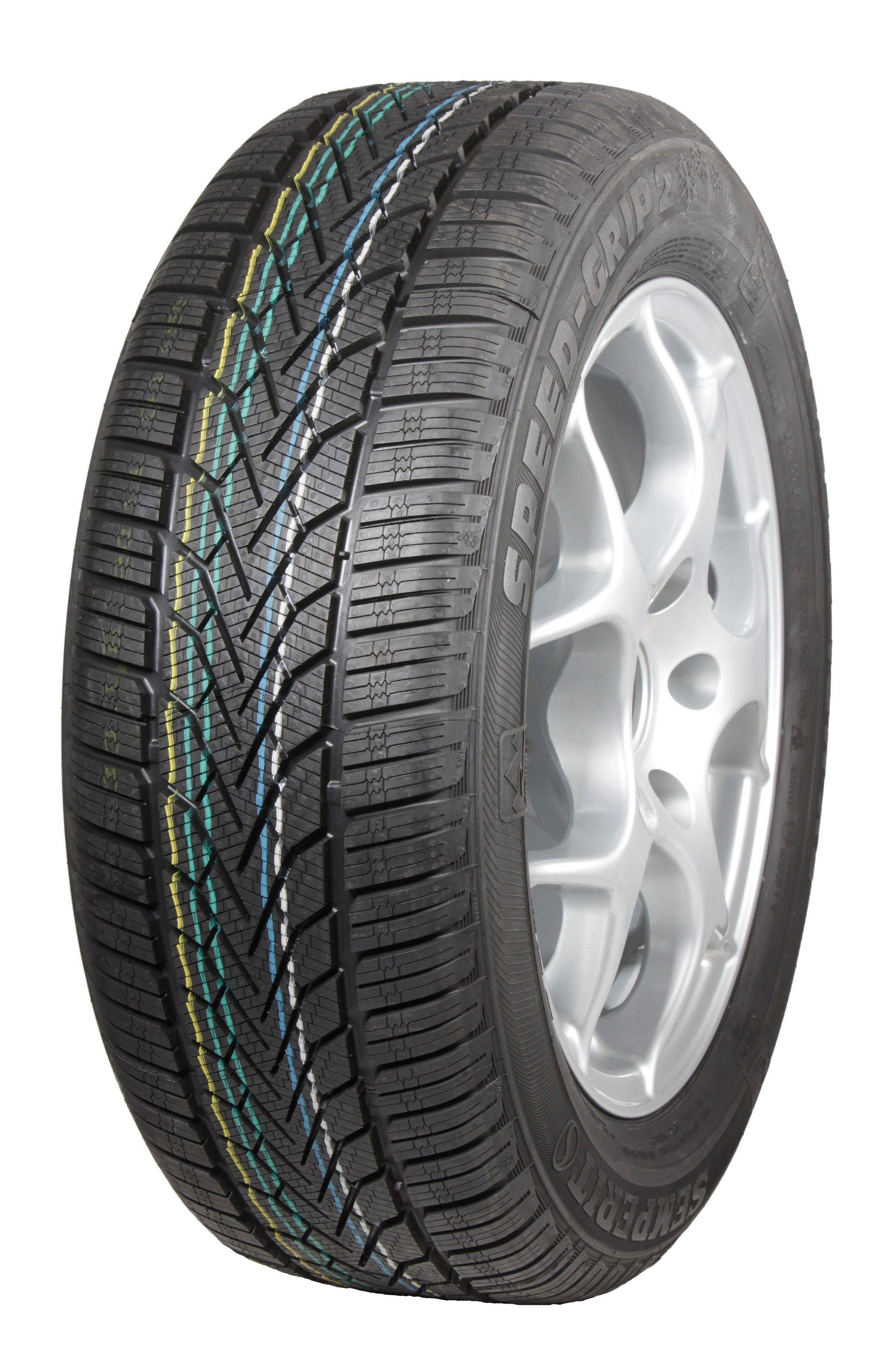 Winterreifen »Semperit Speed Grip 2, 195mm«