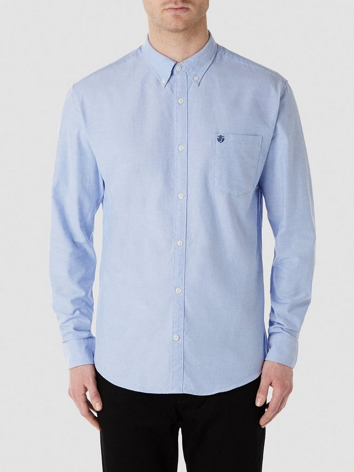 Selected Oxford - Langarmhemd in Light Blue