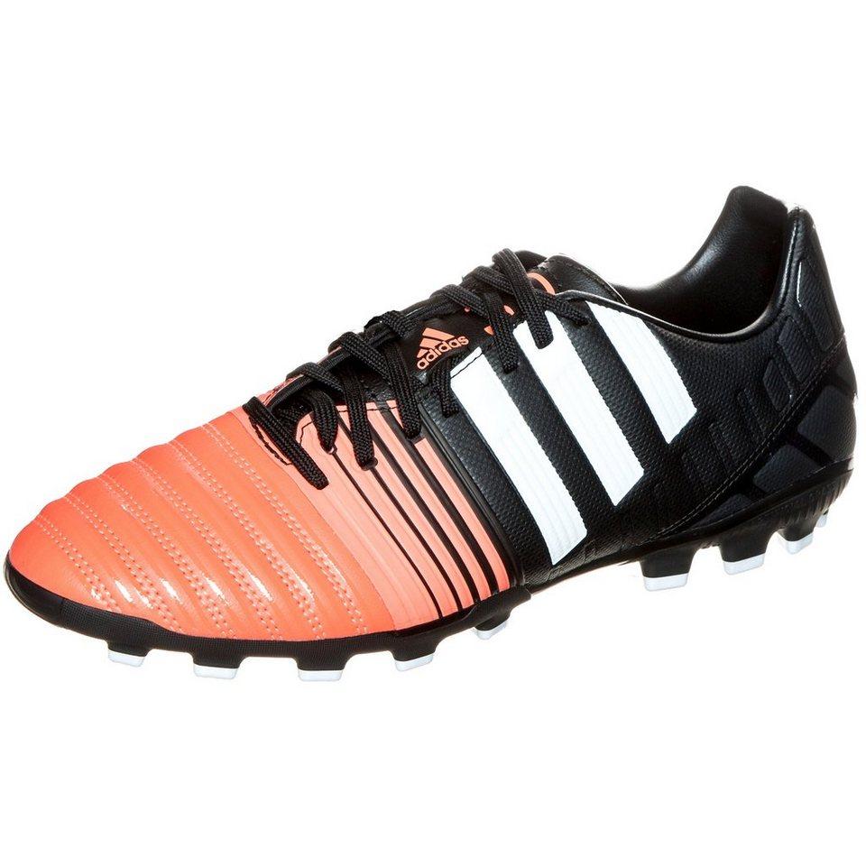 adidas Performance nitrocharge 3.0 TRX AG Fußballschuh Herren in schwarz / orange