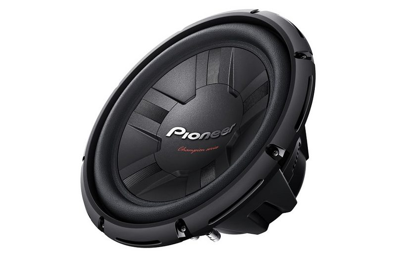 PIONEER Subwoofer »TS-W311S4«