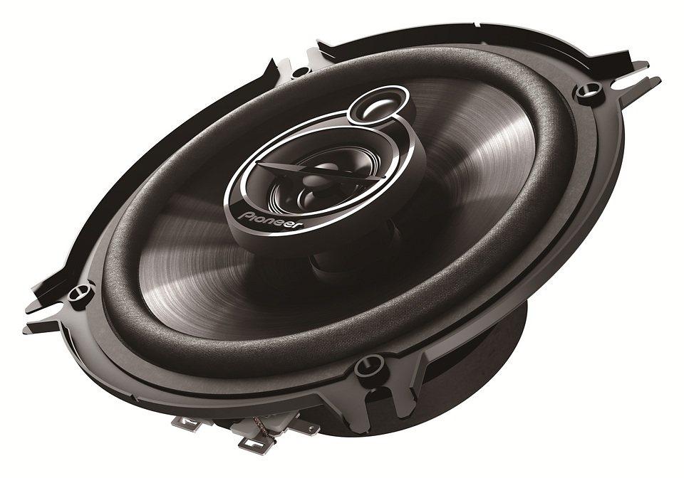 PIONEER 3-Wege Lautsprecher »TS-G1333i« in schwarz