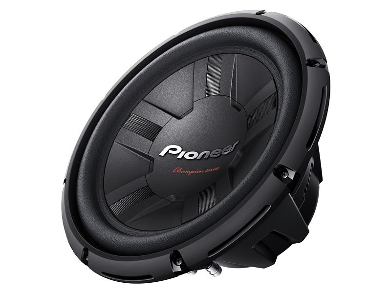 PIONEER Subwoofer »TS-W311D4«