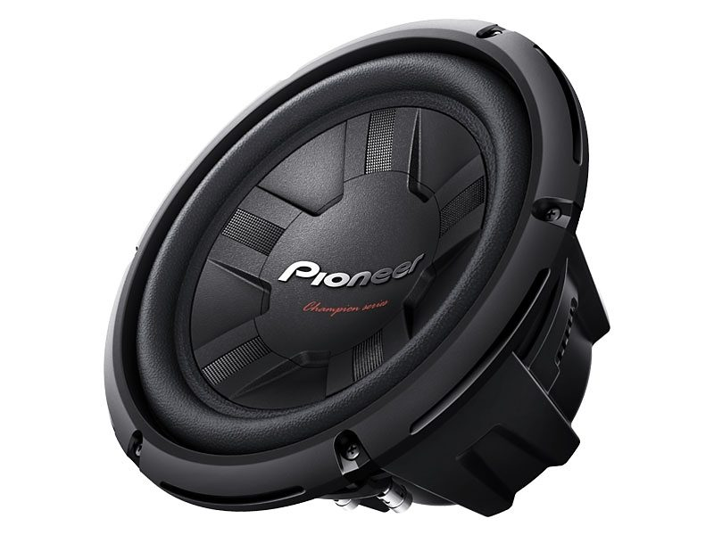 PIONEER Subwoofer »TS-W261D4«
