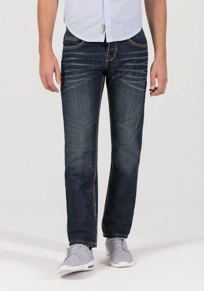 """TIMEZONE Jeans »GerritTZ """"3764 dark tint wash""""« in dark tint wash"""