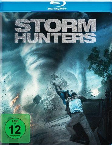 Blu-ray »Storm Hunters«
