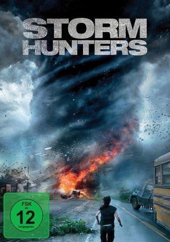 DVD »Storm Hunters«