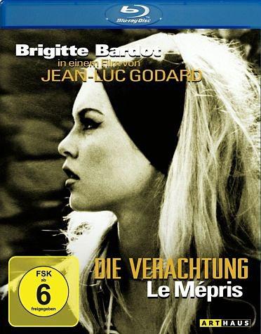 Blu-ray »Die Verachtung - Le Mépris«